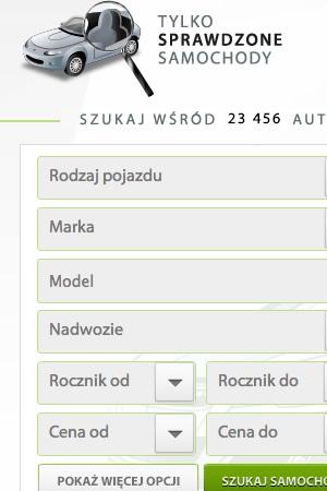 Tylko sprawdzone samochody.pl